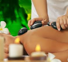 hotstone massage image